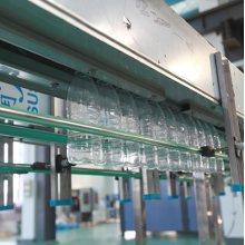 PET Bottle Filling Packing Machine for sale Small