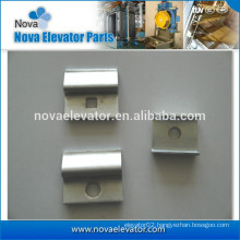 Standard Rail Clips with Hole for Guide Rail
