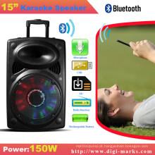 """Ce UL Amostra Grátis 12 """"de Alta Qualidade bluetooth Multimedia Speaker"""