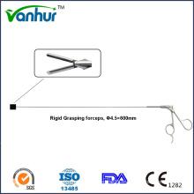Instruments d'uréororénoscopie Pinces de graissage rigides