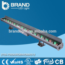 CE RoHS, Bridge Decorative LED Outdoor Light, Linear Wall Washer 24W