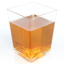 PP / PS Пластмассовый стаканчик одноразовый стаканчик 4 унции