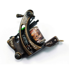 Top Sales Brass Carving Tattoo Machines Guns