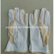 Синтетические Кожаный Перчатки-Рабочие Перчатки Безопасности Перчатки Дешевые Перчатки Труда Перчатки