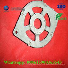 Cubierta de la fan de enfriamiento de la cáscara del motor de la bomba del hueco de la aleación de aluminio de encargo
