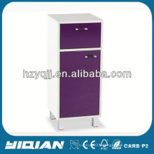 Panneau de porte libre Peinture haute Mélamine Carcase Table One Drawer One Door Fashion Home Table de chevet