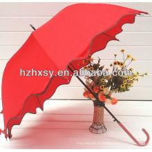 Dames élégantes canne parapluie