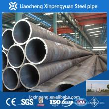 Tuyau en acier sans soudure en carbone xxs laminé à chaud en Inde a 106 / a53 gr.b