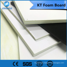 Waterproof Colorful painting color foam borad for Building Signs