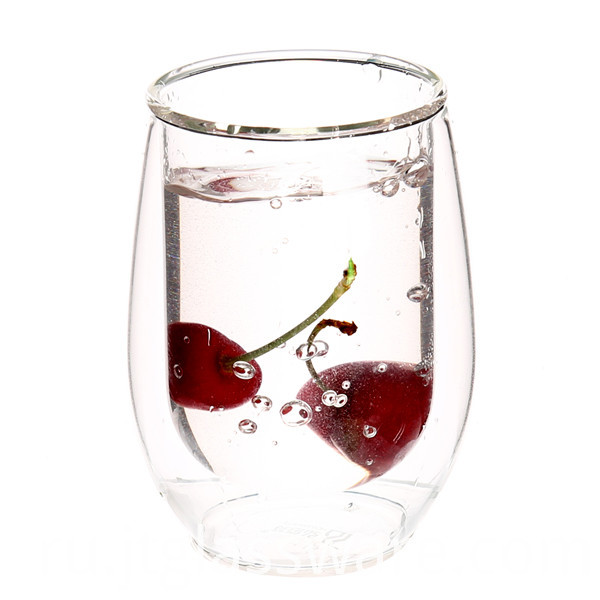 Borosilicate Glass Water Cup