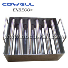 Strong Magnetic Filter Grate for Plastic Extrusion Blowing Machine