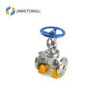 galvanized pipe water stop globe valve