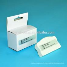 Pour fujifilm dx100 réservoir de maintenance puce puce resetter pour fuji dx100 t5820 boîte d'encre