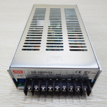 MEAN WELL SD-200D-24 110v dc to 24v dc converter