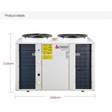 Energy-saving solar air hot water inverter heat pump