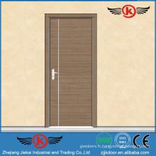 JK-PU9113 Dessins de porte en bois de sécurité pour maison