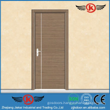 JK-PU9113 Safety Wooden Door Designs For House