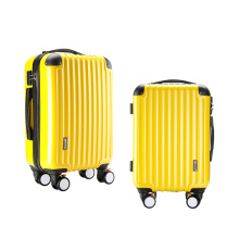 Vente en gros ABS + PC 20-24-28 pouces Hard Case Travel Luggage