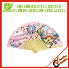 Promotion Custom Logo Günstige Papierhand Fan