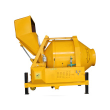 350L Diesel Engine Portable Concrete Mixer JZC350