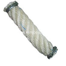Good Quality for Mixed Plastic Rope Nylon Single Filament 6-Ply Composite Rope export to Macedonia Manufacturers