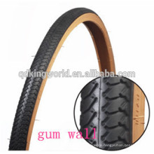 Seamless Gum Wall Bicycle Tire