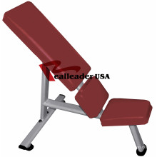 Equipamento da aptidão / equipamento de ginástica para bancada de 55 graus (FW-1010)