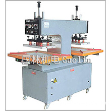 Double Head Silicon Logo Making Machine (GL-5DT/Q)