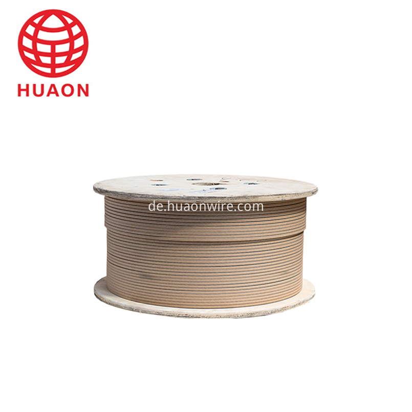 Paper Covered Flat Copper Wire
