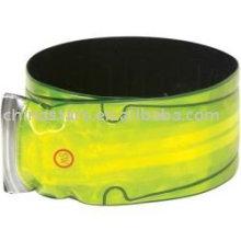 Personalizadas logo warming reflexivo correas de seguridad