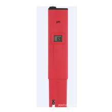 Medidor de pH del agua del laboratorio del tipo de pluma