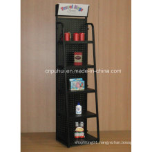 5 Layer Floor Standing Metal Rack (PHY363)