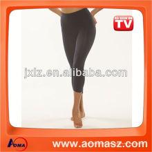 Легкие модные высокие талии бесшовные поножи джинна йоги