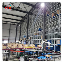 as/RS Racking System High Density Automatic Warehouse Racking System