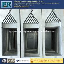 Nanjing OEM cnc machining plastic parts,cnc milling ABS plates