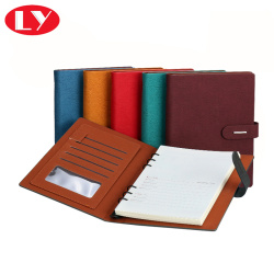 Classic A5 softcover spiral journal notebook