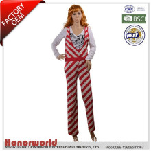 yarn dyed jersey sexy jumpsuits for women / yarn dyed jersey jumpsuit women / custom printing one piece jumpsuit