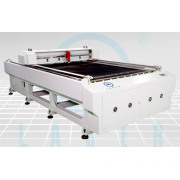 Multifunctional laser cutting bed for metal and non-metal materials