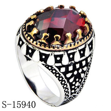 Factory Hotsale Imitation Jewelry Ring Silver 925