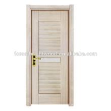 Porta de madeira simples da melamina dos projetos