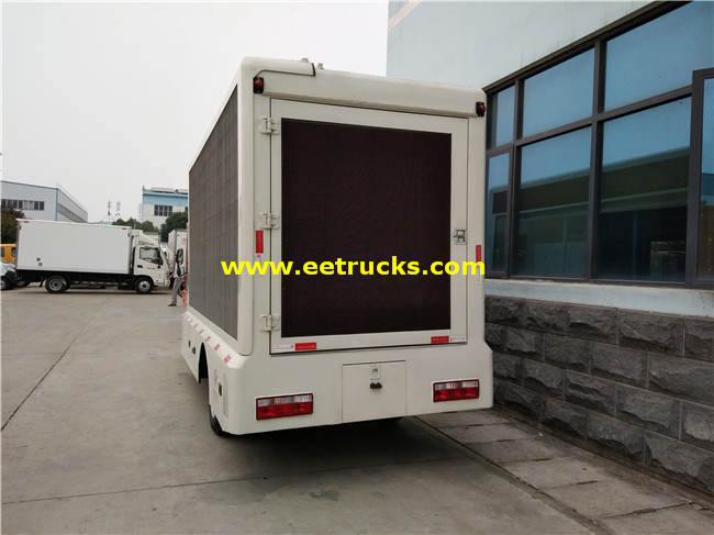 Mobile LED Trucks
