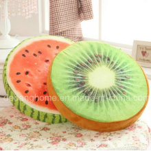 Creative 3D Fruit Pillow Comfortable Plush Cushion