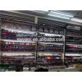 Preto de venda quente 2015 tubo de rímel etiqueta confidencial para extensões da pestana