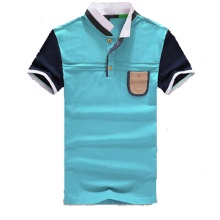 Fashion Xxxl Polo Shirt Design Color Combination Polo T Shirt (PS-059)