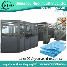 Disposable Depend Nursing Pads Hospital Pads Making Machine