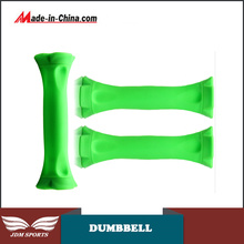 Green Bone Shape Dipping Dumbbell (DB-1001)