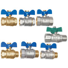 Brass Water Ball Valves