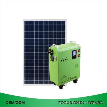 Dc a 10 anos de fabricação 1000W fora da grade 3Kw sistema de energia solar da CA