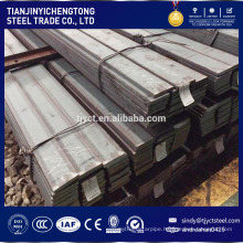Hot rolled flat bar with round edge SS400