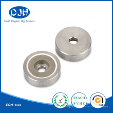 Permanent Neodymium Pot Magnet for Plant Construction